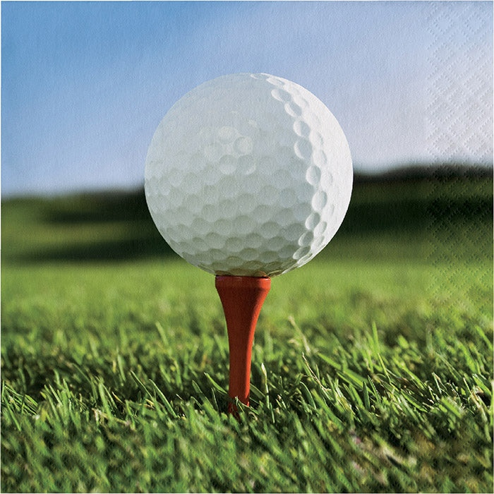 Golf Napkins, 18 ct by Creative Converting