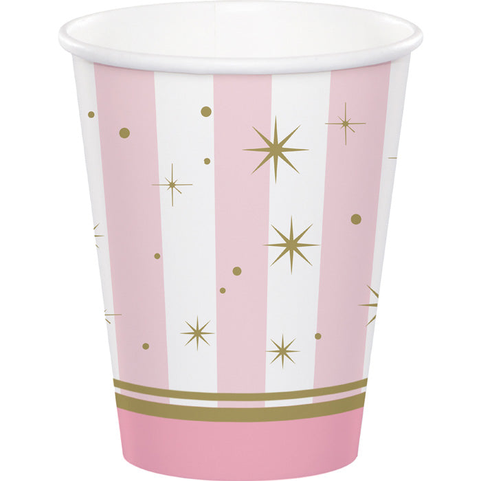 Twinkle Toes Hot/Cold Paper Paper Cups 9 Oz., 8 ct by Creative Converting