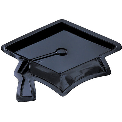 Mortarboard Graduation Serving Tray by Creative Converting
