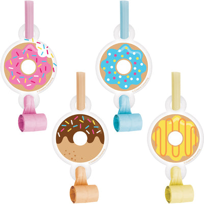 Donut Time Blowouts W/Med, 8 ct by Creative Converting