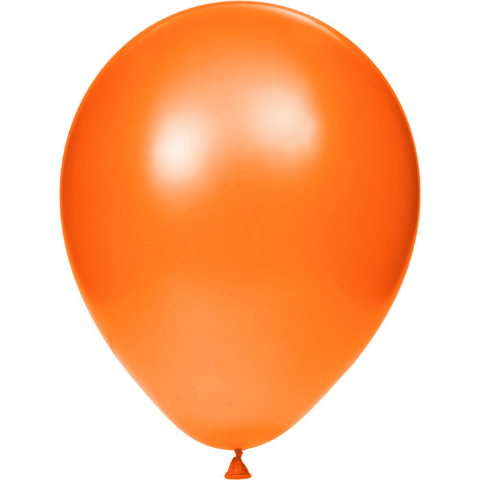 "Latex Balloons 12"" Sk Orange, 15 ct by Creative Converting"