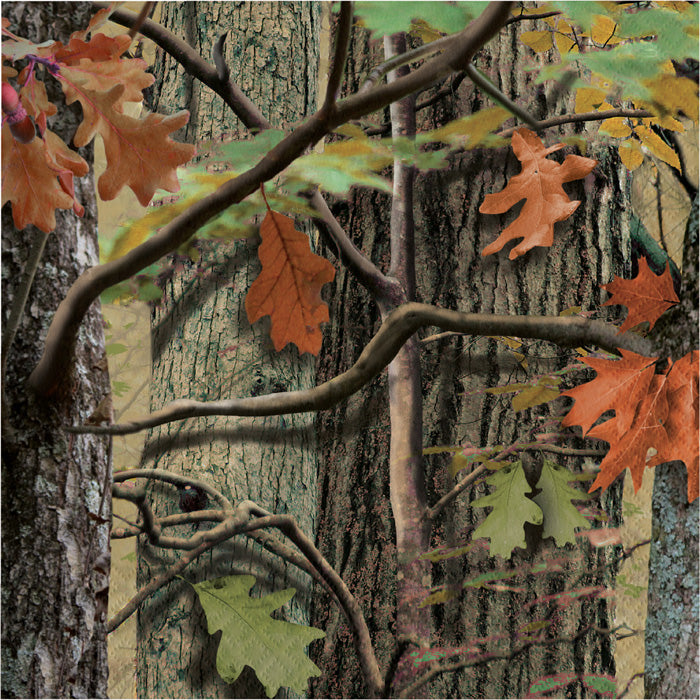 Hunting Camo Napkins, 18 ct by Creative Converting