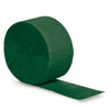 Hunter Green Crepe Streamers 81' by Creative Converting