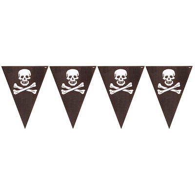 Pirate's Map Flag Banner by Creative Converting
