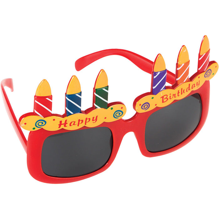 Birthday Cake Glasses by Creative Converting