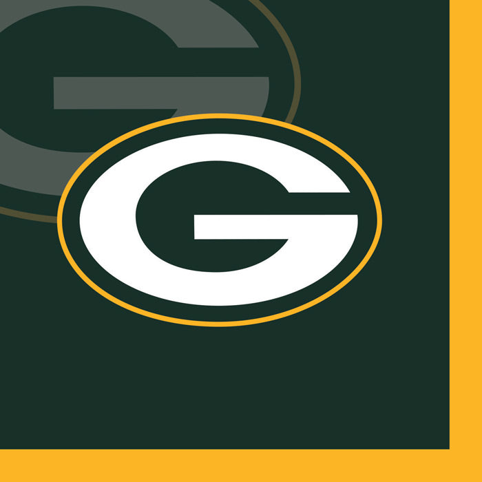 Green Bay Packers Beverage Napkins, 16 ct by Creative Converting
