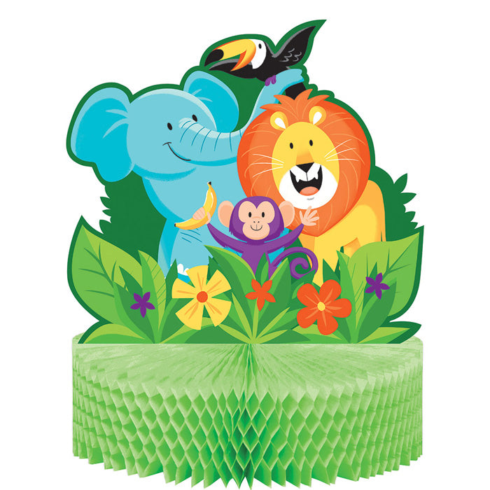 Jungle Safari Centerpiece by Creative Converting