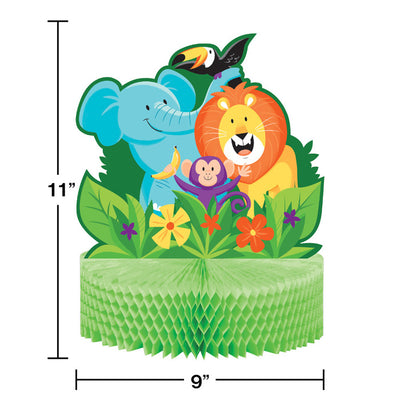 Jungle Safari Centerpiece Party Decoration