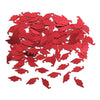 Red Mortarboard Graduation Confetti, 0.5 oz by Creative Converting
