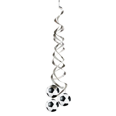 Soccer Deluxe Danglers, 2 ct by Creative Converting