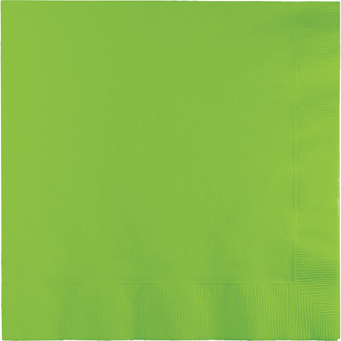 Fresh Lime Green Napkins, 20 ct by Creative Converting
