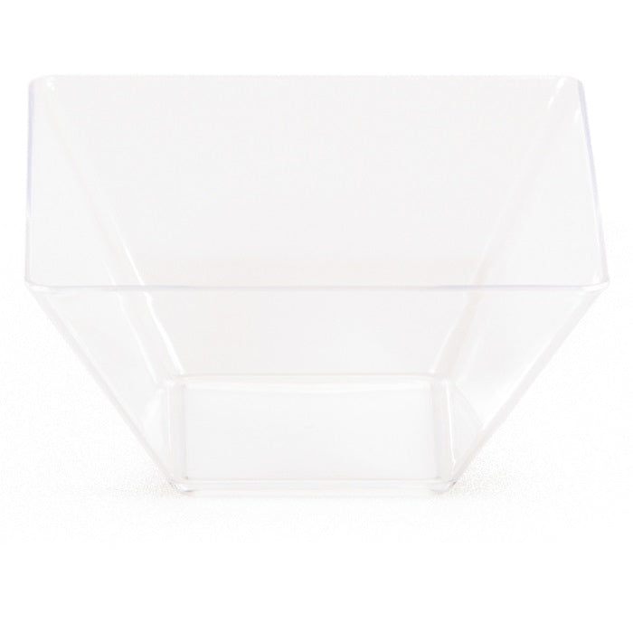 "Clear 3.5"" Bowl, 8 ct by Creative Converting"