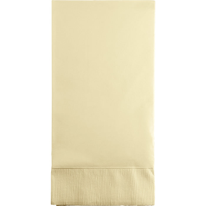 Ivory Guest Towel, 3 Ply, 16 ct by Creative Converting