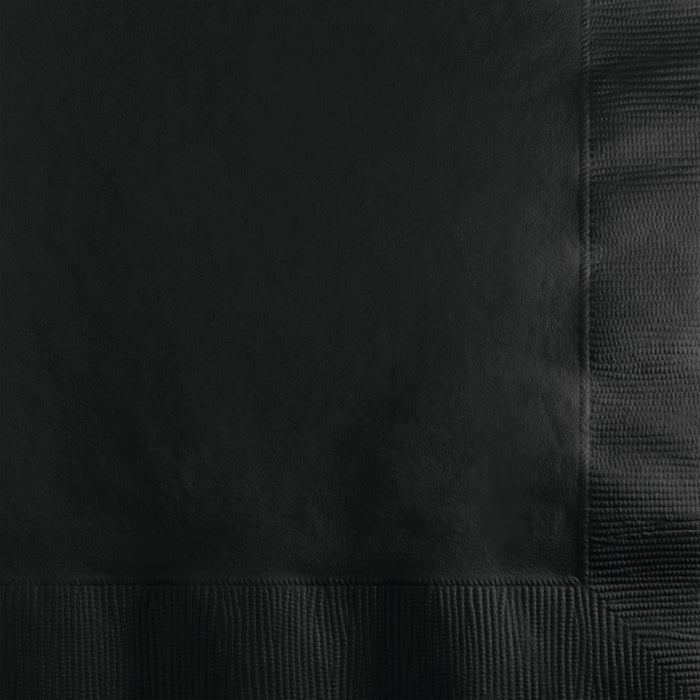 Black Napkins, 20 ct by Creative Converting
