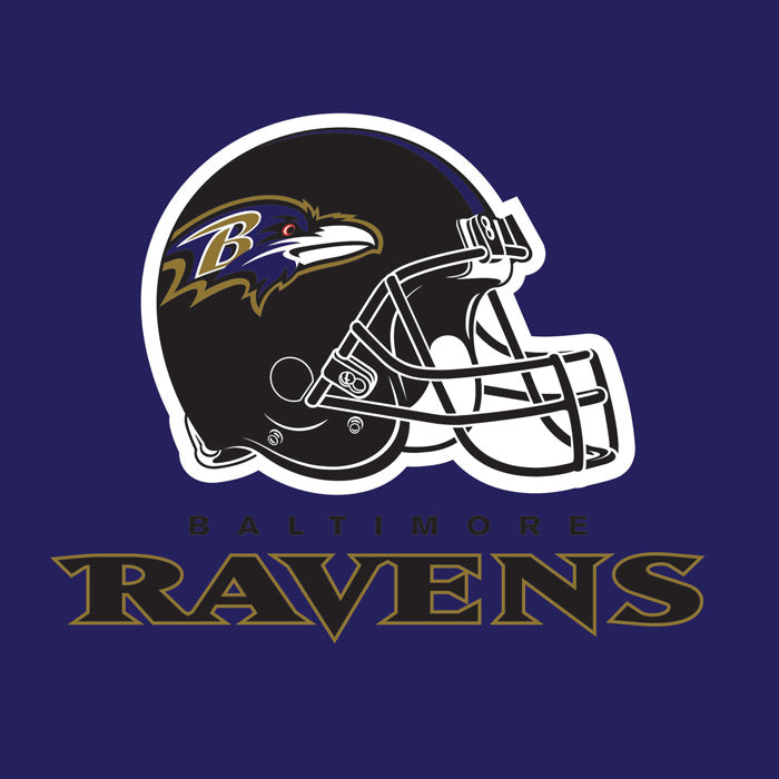 Baltimore Ravens Napkins, 16 ct by Creative Converting