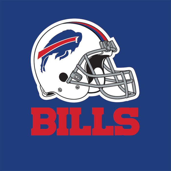 Buffalo Bills Napkins, 16 ct by Creative Converting