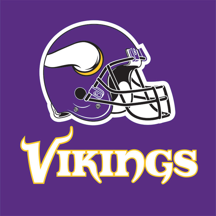 Minnesota Vikings Napkins, 16 ct by Creative Converting