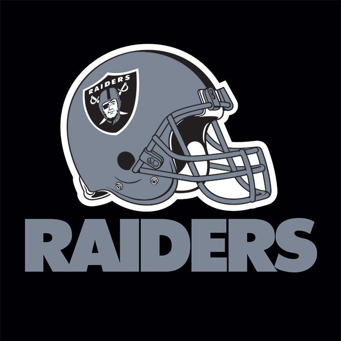 Oakland Raiders Napkins, 16 ct by Creative Converting
