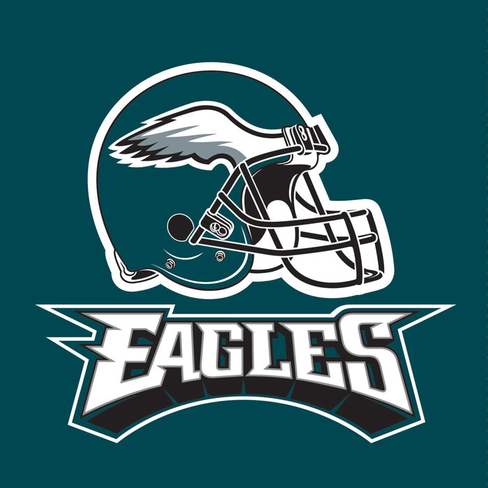 Philadelphia Eagles Napkins, 16 ct by Creative Converting