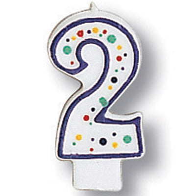 Polka Dot #2 Candle by Creative Converting
