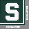 Michigan State University Napkins, 20 ct by Creative Converting