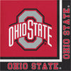 Ohio State University Napkins, 20 ct by Creative Converting