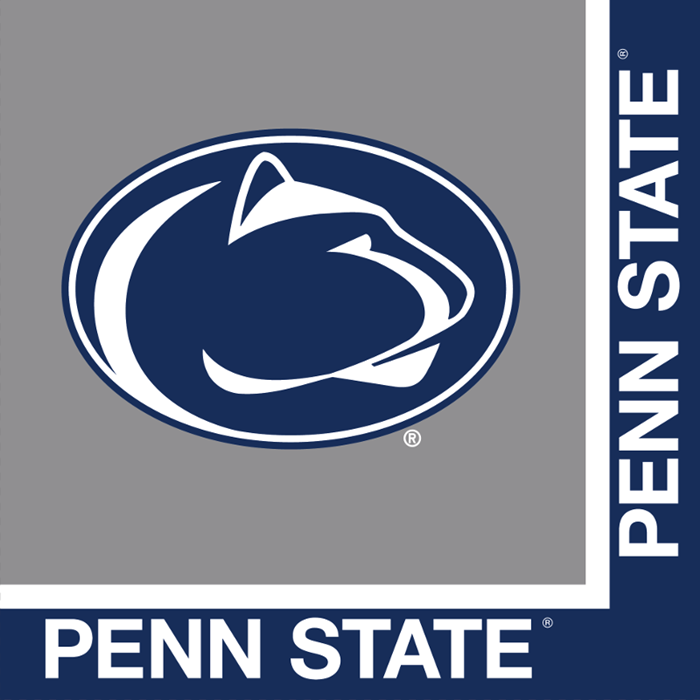 Penn State University Napkins, 20 ct by Creative Converting