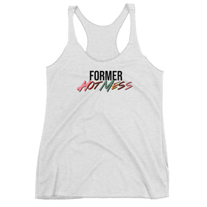 Former Hot Mess Women's Racerback Tank