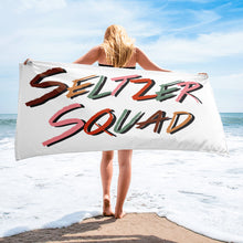Load image into Gallery viewer, Squad Beach Towel