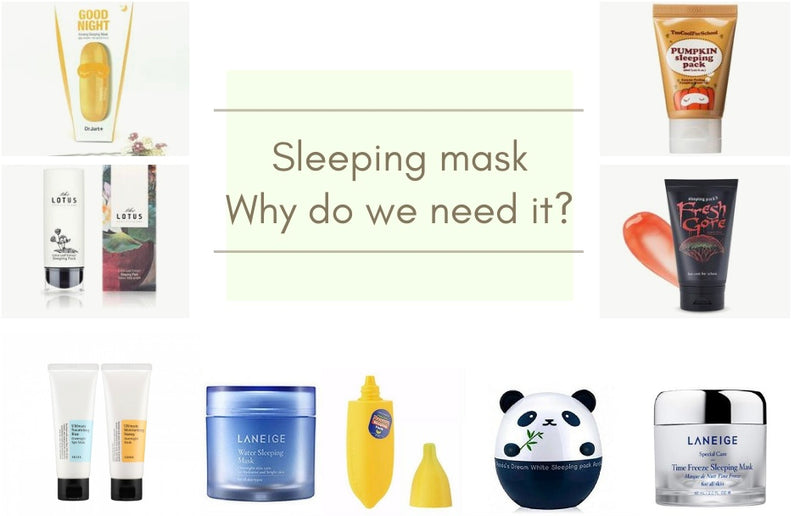 Sleeping mask - why do we need it?