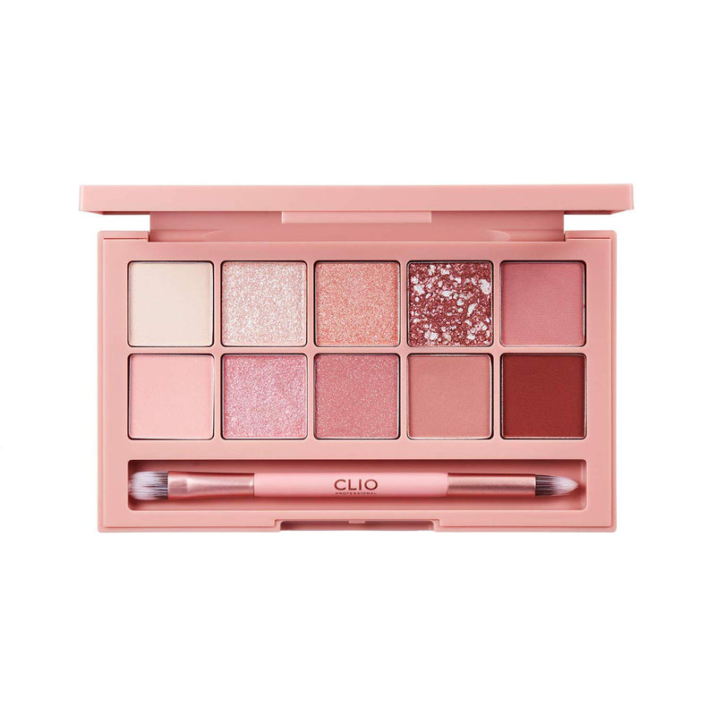 CLIO Pro Layering Eye Palette 01 SIMPLY PINK - Goryeo Cosmetics worldwide shop