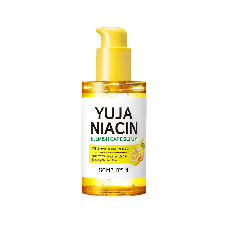Some by mi Yuja Niacin Blemish Care Serum 50ml - Goryeo Cosmetics worldwide shop