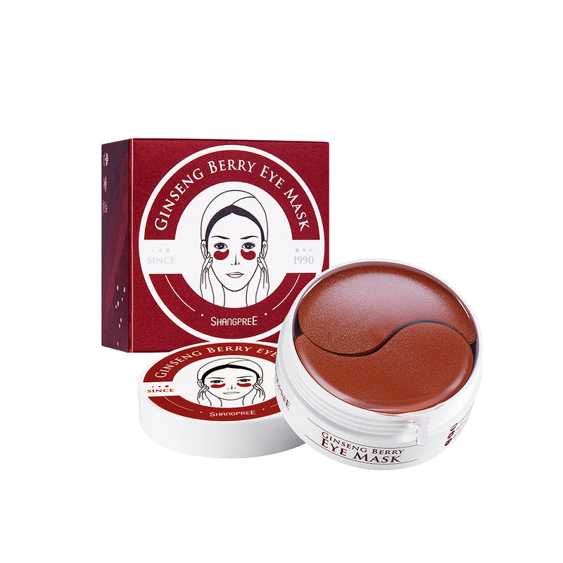 red ginseng eye patches