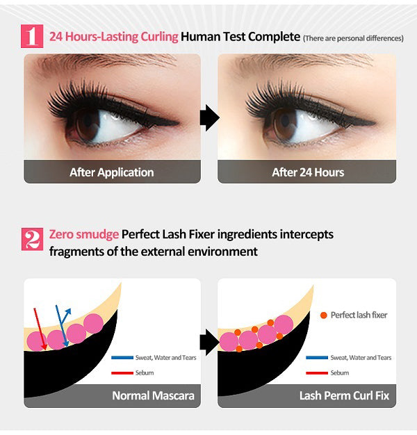 how mascara works