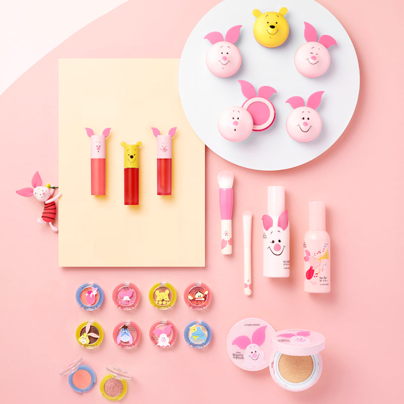 Etude House Happy with Piglet Eye Shadow Brush - Goryeo Cosmetics worldwide shop