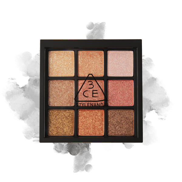 3ce multi eye shadow palette