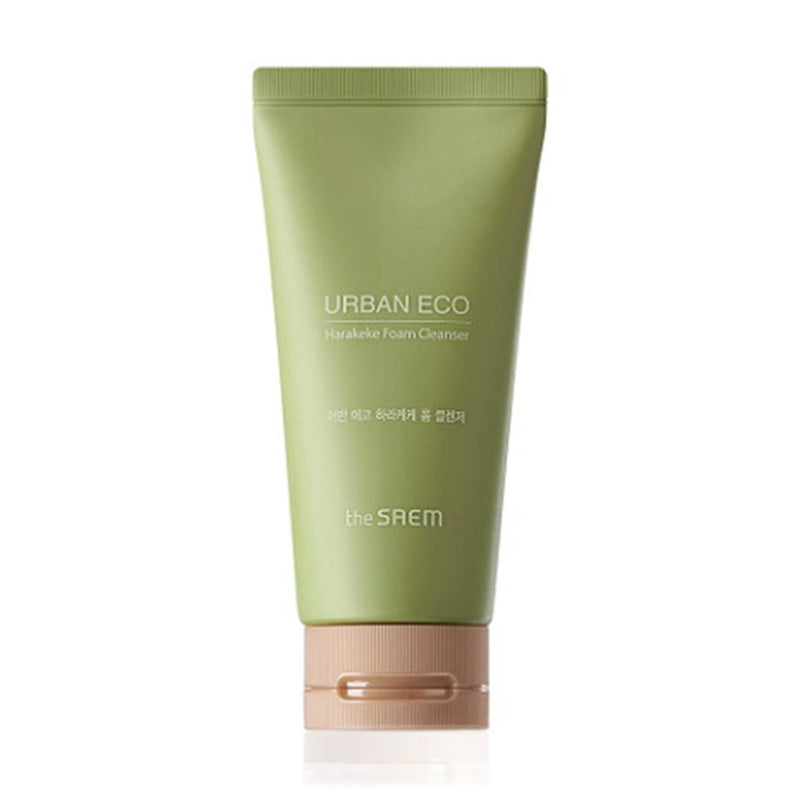 Urban Eco Harakeke Foam cleanser - Goryeo Cosmetics worldwide shop