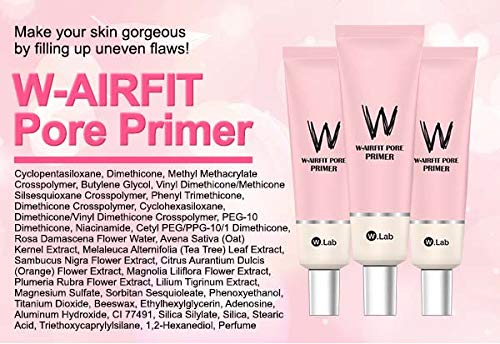 W.LAB W-Airfit Pore Primer 35g - Goryeo Cosmetics worldwide shop