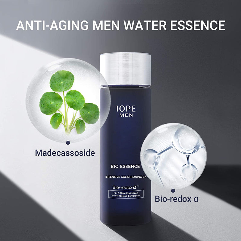 IOPE Men Bio Essence Intensive Conditioning EX - Goryeo Cosmetics worldwide shop