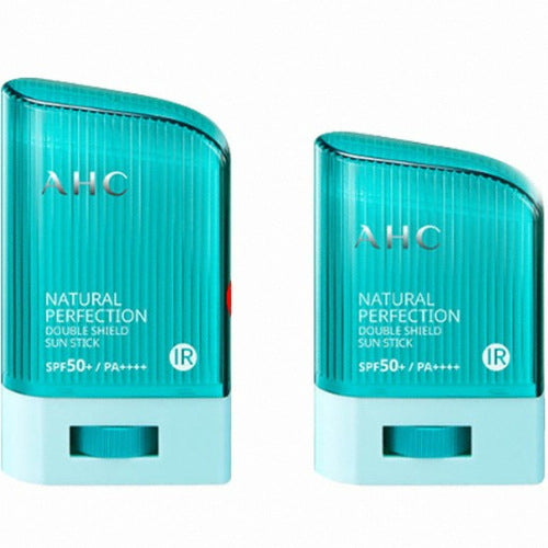 AHC Natural Perfection Double Shield Sun Stick SPF50+ - Goryeo Cosmetics worldwide shop