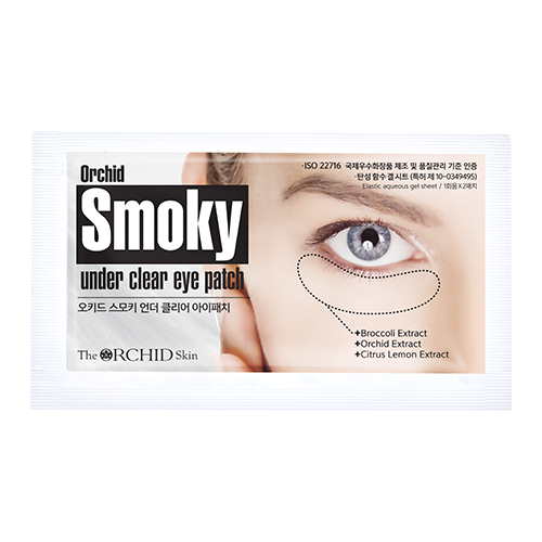 Orchid Smoky Under Clear Eye Patch - Goryeo Cosmetics worldwide shop
