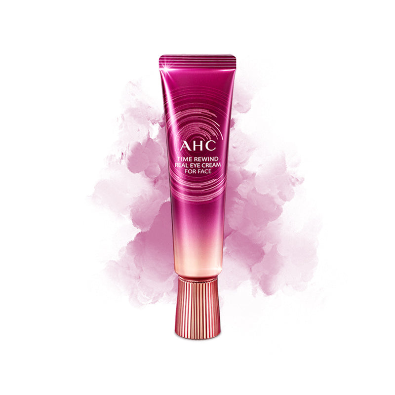 AHC Time Rewind Real Eye Cream For Face - Goryeo Cosmetics worldwide shop