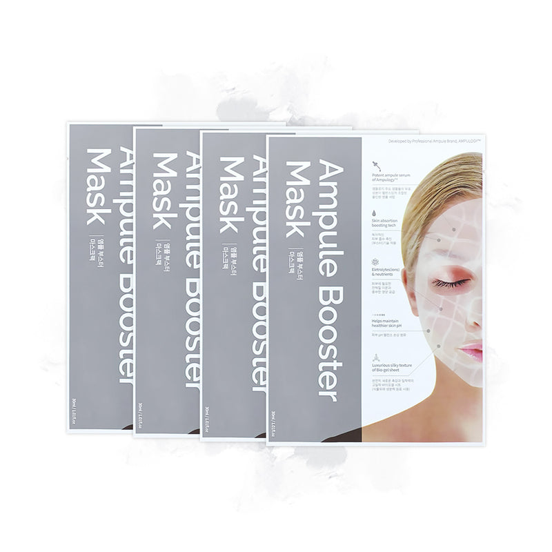 Ampulogy Ampule Booster Mask - Goryeo Cosmetics worldwide shop