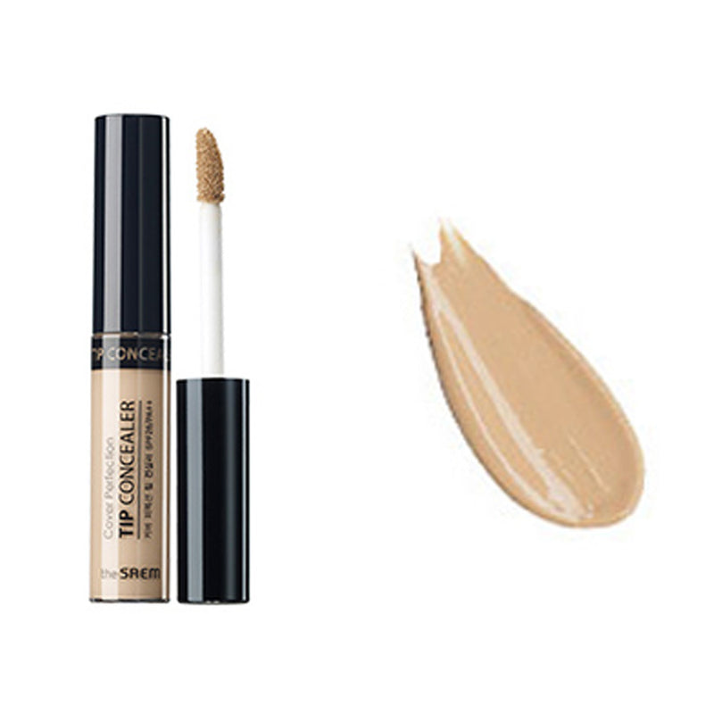 the SAEM Cover Perfection Tip Concealer - Goryeo Cosmetics worldwide shop