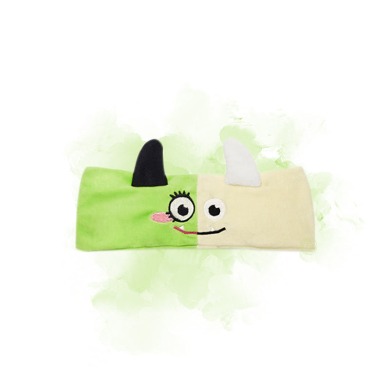 Etude House My Beauty Tool Monster Hair Band Green - Goryeo Cosmetics worldwide shop