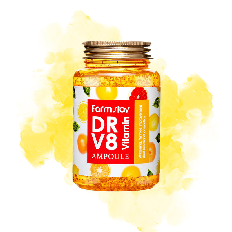 FARM STAY DR V8 VITAMIN AMPOULE 250ML
