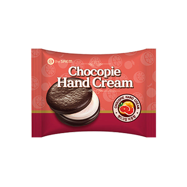 chocopie hand cream grapefruit