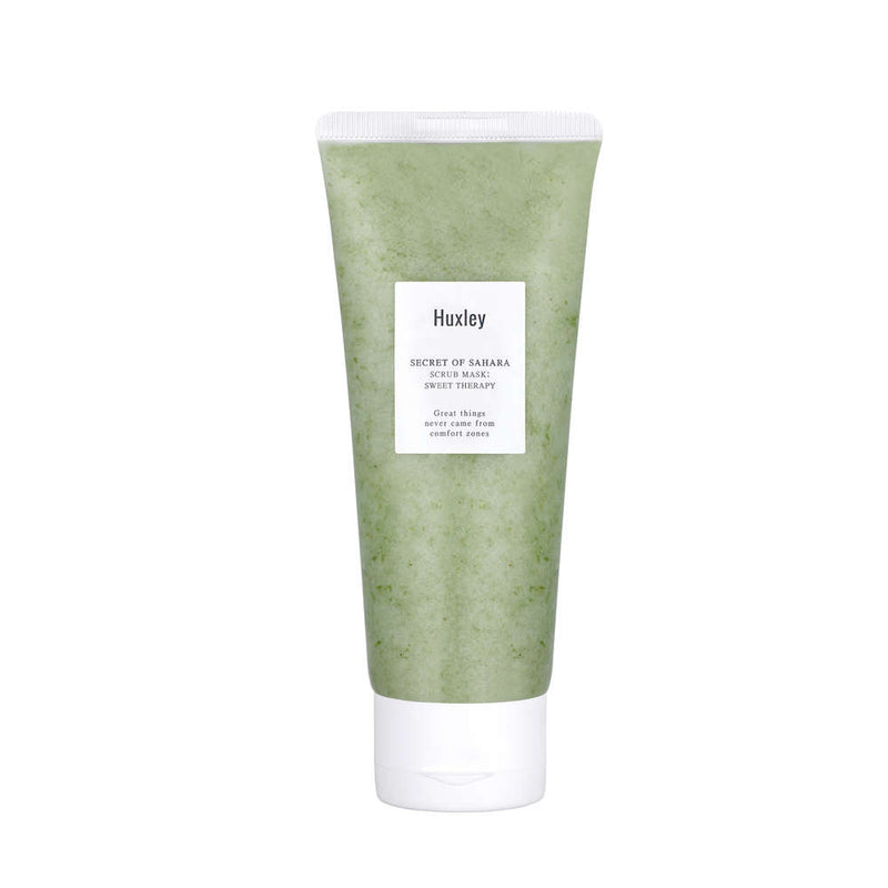 Huxley Scrub Mask Sweet Therapy - Goryeo Cosmetics worldwide shop
