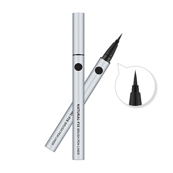 Missha Natural Brush Pen Liner (Black)