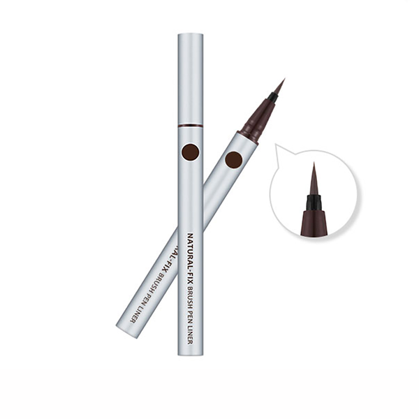 Missha Natural Brush Pen Liner (Brown)